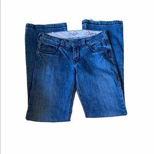 Vintage SILVER Jeans KERI Flare Fit